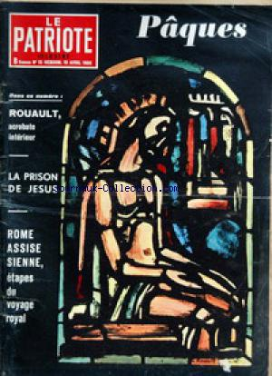 PATRIOTE ILLUSTRE (LE) no:15 10/04/1966