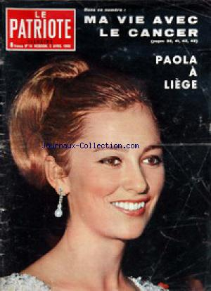 PATRIOTE ILLUSTRE (LE) no:14 03/04/1966