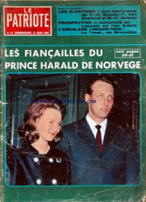 PATRIOTE ILLUSTRE (LE) no:13 31/03/1968