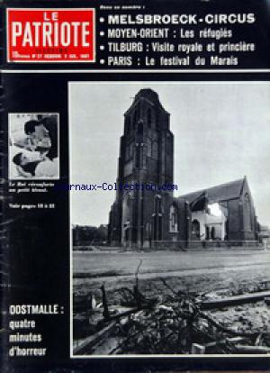 PATRIOTE ILLUSTRE (LE) no:27 02/07/1967
