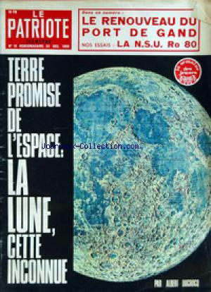 PATRIOTE ILLUSTRE (LE) no:51 22/12/1968