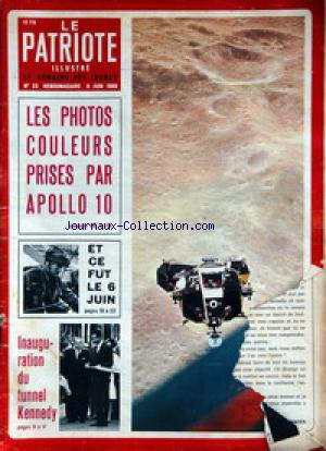 PATRIOTE ILLUSTRE (LE) no:23 08/06/1969