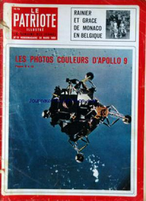 PATRIOTE ILLUSTRE (LE) no:13 30/03/1969