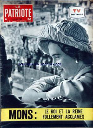 PATRIOTE ILLUSTRE (LE) no:25 24/06/1962