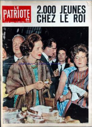 PATRIOTE ILLUSTRE (LE) no:22 02/06/1963