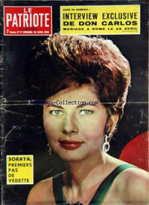 PATRIOTE ILLUSTRE (LE) no:17 26/04/1964