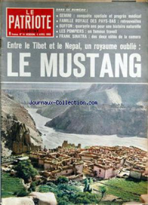 PATRIOTE ILLUSTRE (LE) no:14 04/04/1965