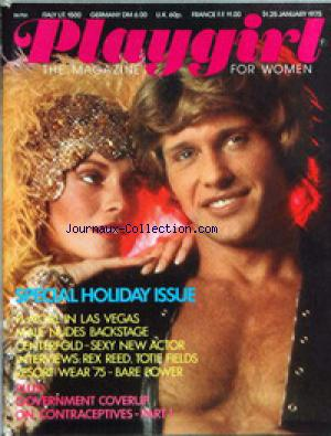 PLAYGIRL no: 01/01/1975