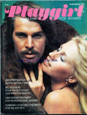 PLAYGIRL no: 01/03/1974