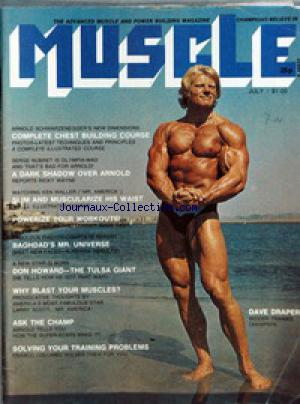 MUSCLE BUILDER POWER no: 01/07/1973