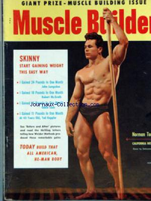 MUSCLE BUILDER POWER no: 01/08/1955