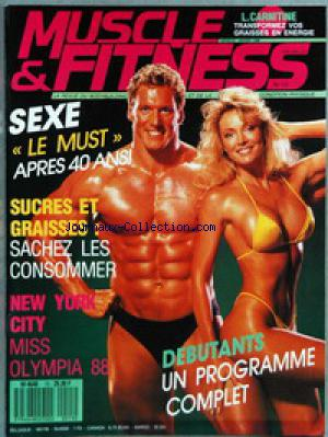 MUSCLE ET FITNESS no:15 01/01/1989