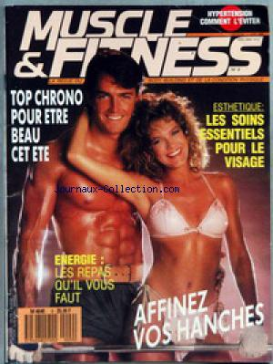 MUSCLE ET FITNESS no:9 01/06/1988