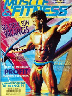 MUSCLE ET FITNESS no:45 01/07/1991