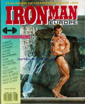 IRON MAN EUROPE no:2 01/02/1995