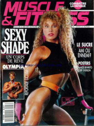MUSCLE ET FITNESS no:37 01/11/1900