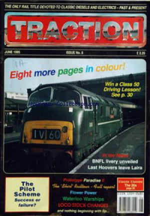 TRACTION no:8 01/06/1995