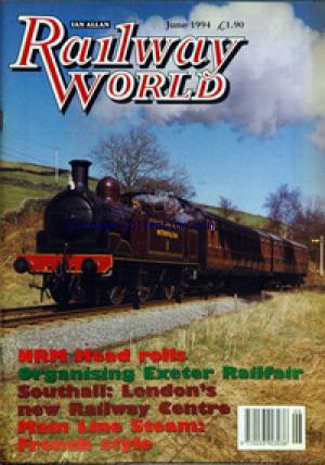 RAILWAY WORLD no: 01/06/1994