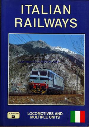 LOCOMOTIVES AND MULTIPLE UNITS no:
