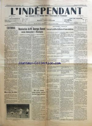 INDEPENDANT (L') no:6 06/02/1937