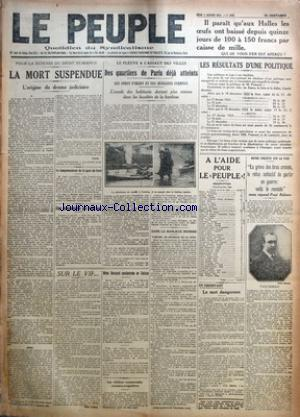 PEUPLE (LE) no:1092 03/01/1924