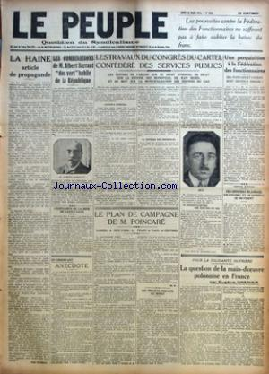 PEUPLE (LE) no:1159 10/03/1924