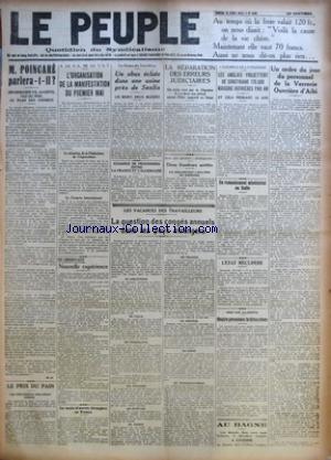 PEUPLE (LE) no:1199 19/04/1924