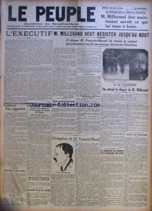 PEUPLE (LE) no:1248 08/06/1924