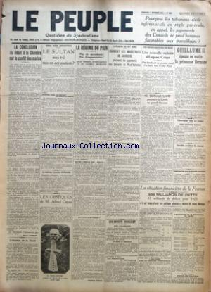 PEUPLE (LE) no:669 05/11/1922