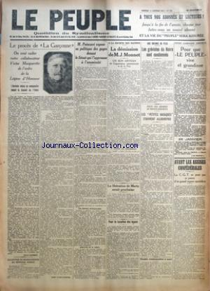 PEUPLE (LE) no:716 22/12/1922