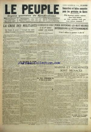 PEUPLE (LE) no:611 08/09/1922