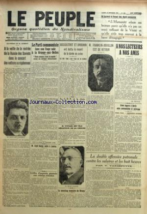 PEUPLE (LE) no:649 16/10/1922