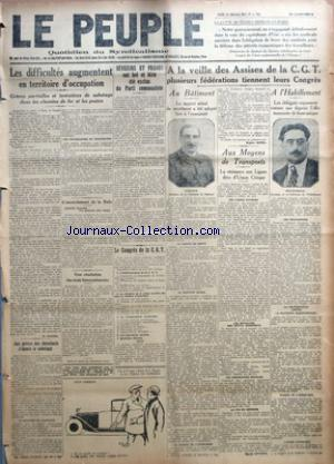 PEUPLE (LE) no:754 29/01/1923