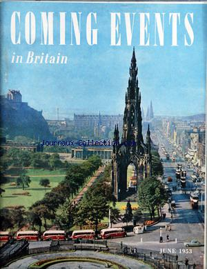 COMING EVENTS IN BRITAIN no: 01/06/1953