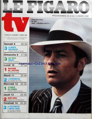 FIGARO TV (LE) no:1 08/03/1980