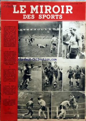 MIROIR DES SPORTS (LE) no:94 03/05/1943