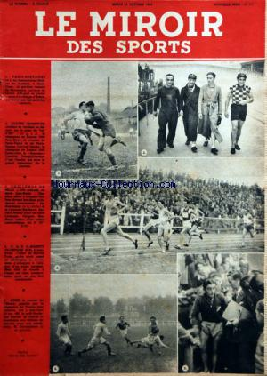 MIROIR DES SPORTS (LE) no:117 12/10/1943