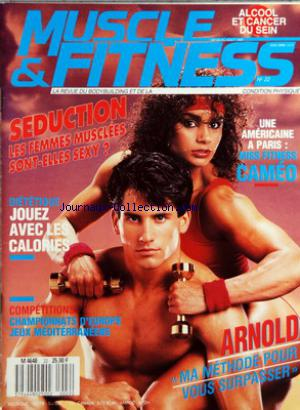MUSCLE AND FITNESS no:22 01/08/1989
