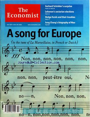 ECONOMIST (THE) no: 28/05/2005