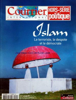 COURRIER INTERNATIONAL no:4 01/06/2003