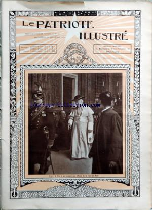 PATRIOTE ILLUSTRE (LE) no:52 27/12/1908