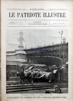 PATRIOTE ILLUSTRE (LE) no:51 20/12/1908