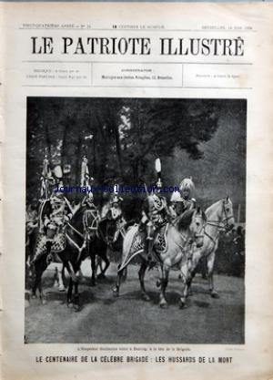 PATRIOTE ILLUSTRE (LE) no:24 14/06/1908