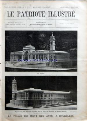 PATRIOTE ILLUSTRE (LE) no:9 01/03/1908