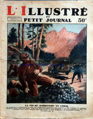 PETIT JOURNAL SUPPLEMENT ILLUSTRE (LE) no:2134 15/11/1931