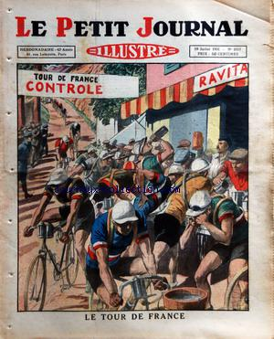 PETIT JOURNAL SUPPLEMENT ILLUSTRE (LE) no:2117 19/07/1931