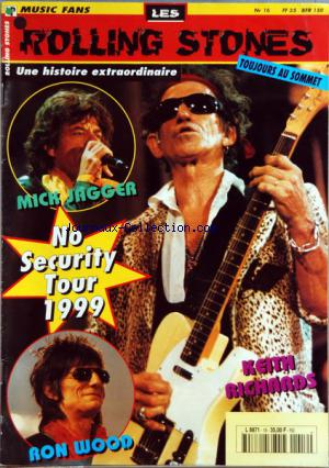 ROLLING STONES no:16 01/01/1999