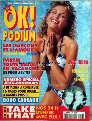 OK PODIUM no:38 27/06/1994