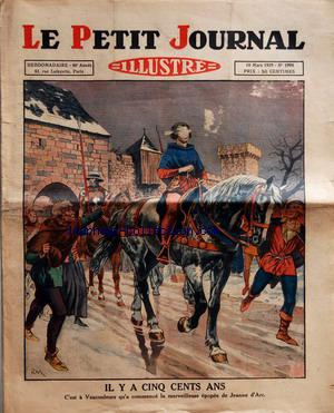 PETIT JOURNAL SUPPLEMENT ILLUSTRE (LE) no:1994 10/03/1929