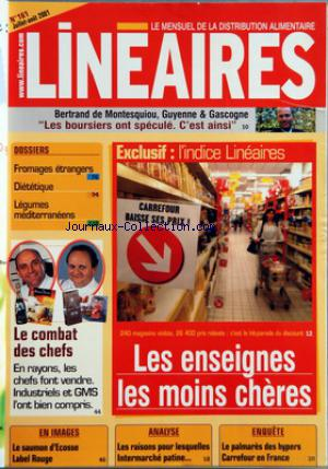 LINEAIRES no:161 01/07/2001